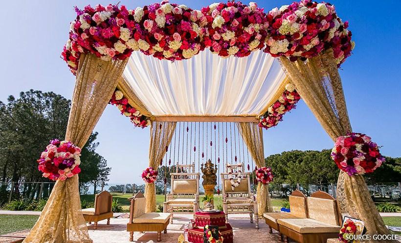 Beautiful Flower Decoration Ideas for the Big Wedding Day